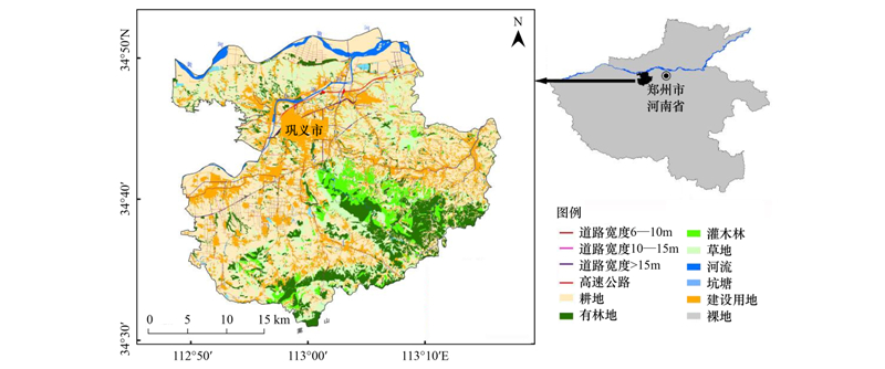 河川水域矢量图
